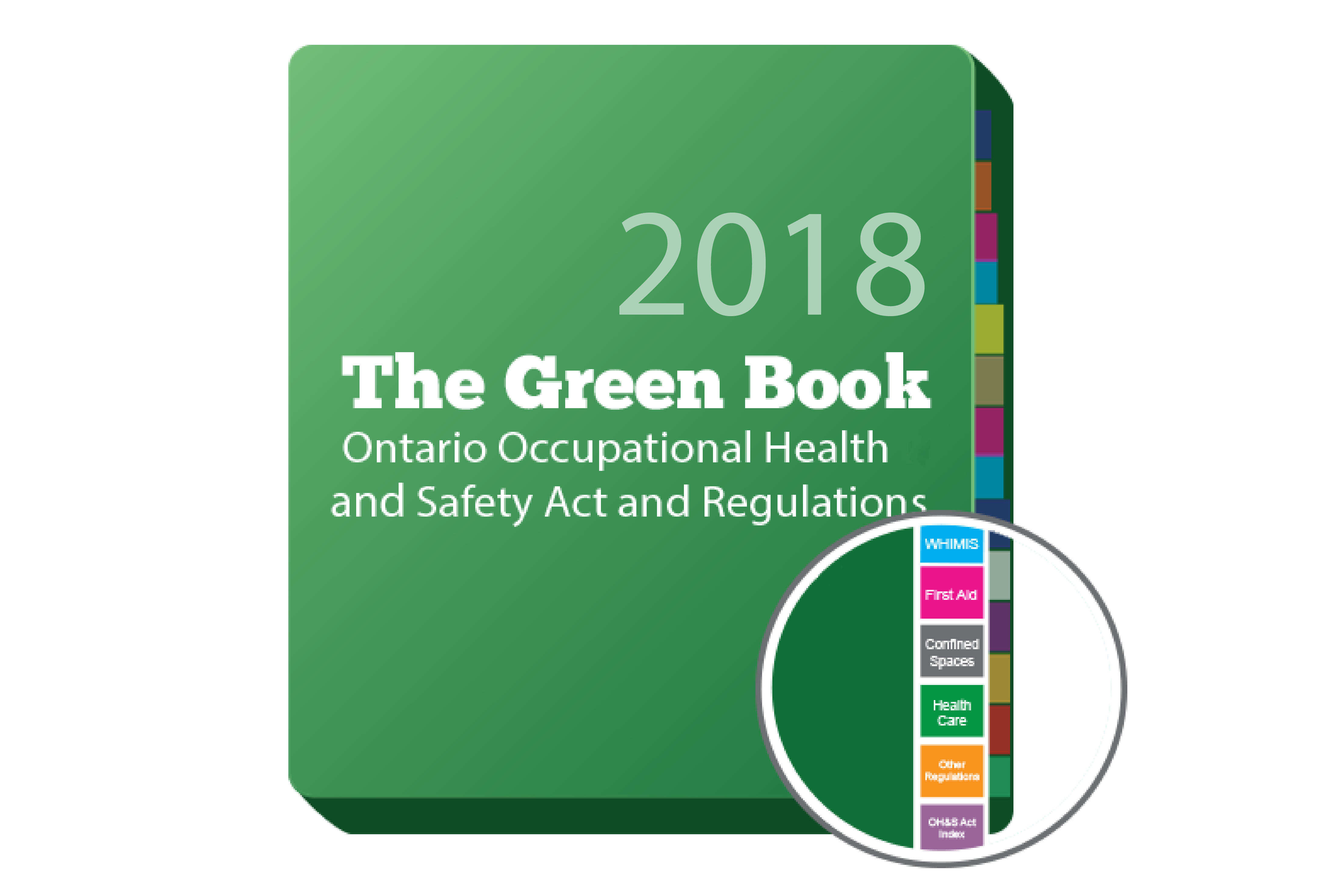 2018 Green Book (Ontario Occupational Health and Safety Act and  Regulations) - OSG